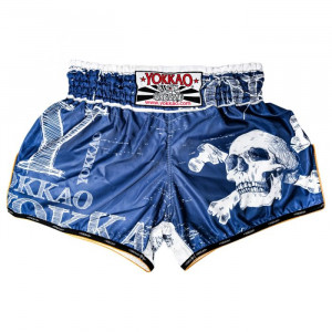 Шорты YOKKAO Skullz Muay Thai shorts