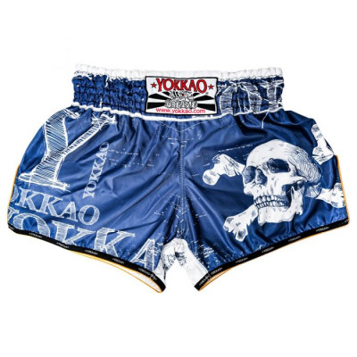 Шорты YOKKAO Skullz Muay Thai shorts (01658)