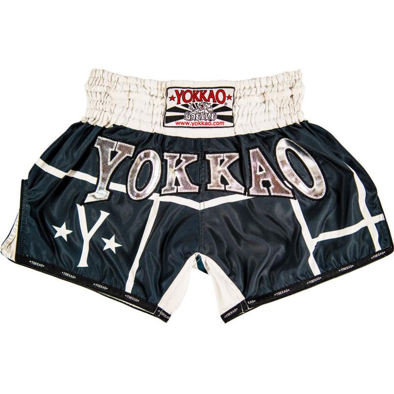 Шорти YOKKAO CarbonFit Cube Shorts (01446) фото 1