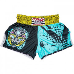 Шорты YOKKAO Apex Leopard shorts