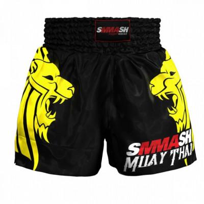 Шорты SHORTS SMMASH MUAY THAI K1 LION (00593)