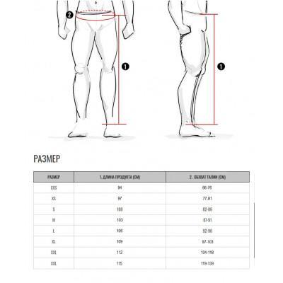Штани UFC Venum Pro Line Mens Pants Black (02167) фото 7