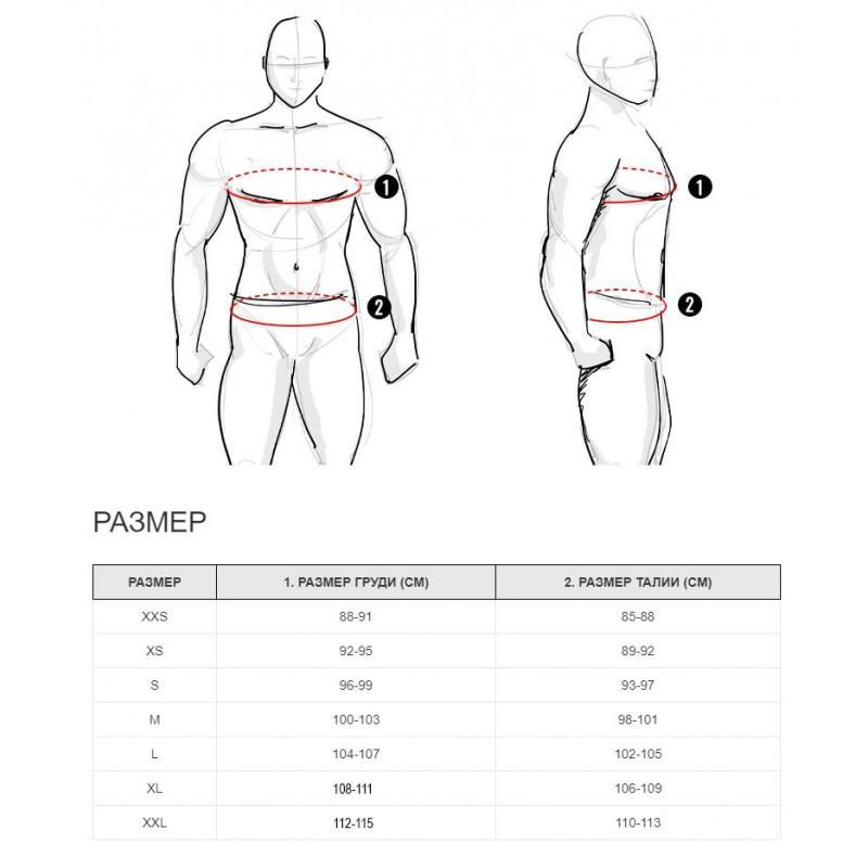 Толстовка UFC Venum Pro Line Men's Hoodie Black (02151) фото 11