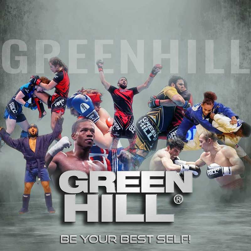 Green Hill be your best self!