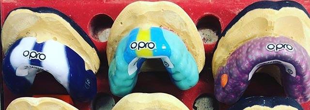 Капы OPRO правильной анатомической формы