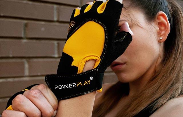 Брендовые перчатки PowerPlay