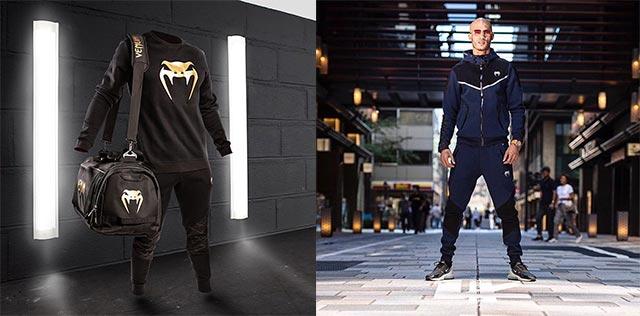 Спортивные штаны от бренда Venum