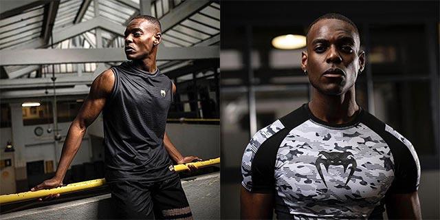 Спортивные футболки брендовые