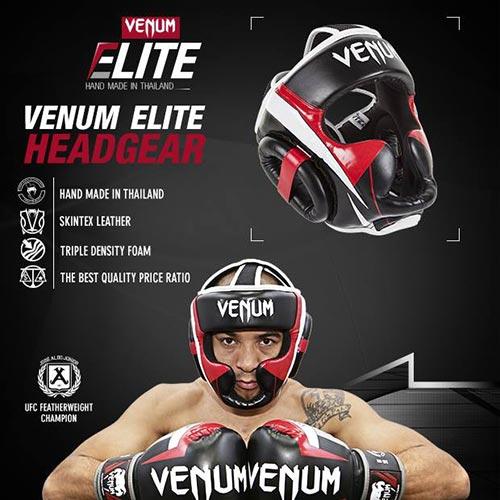 Коллекция боксерских шлемов Venum